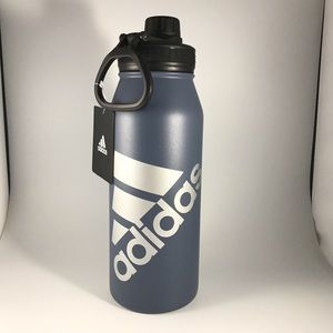 Adidas stainless steel insulated bottle 32oz / 1L